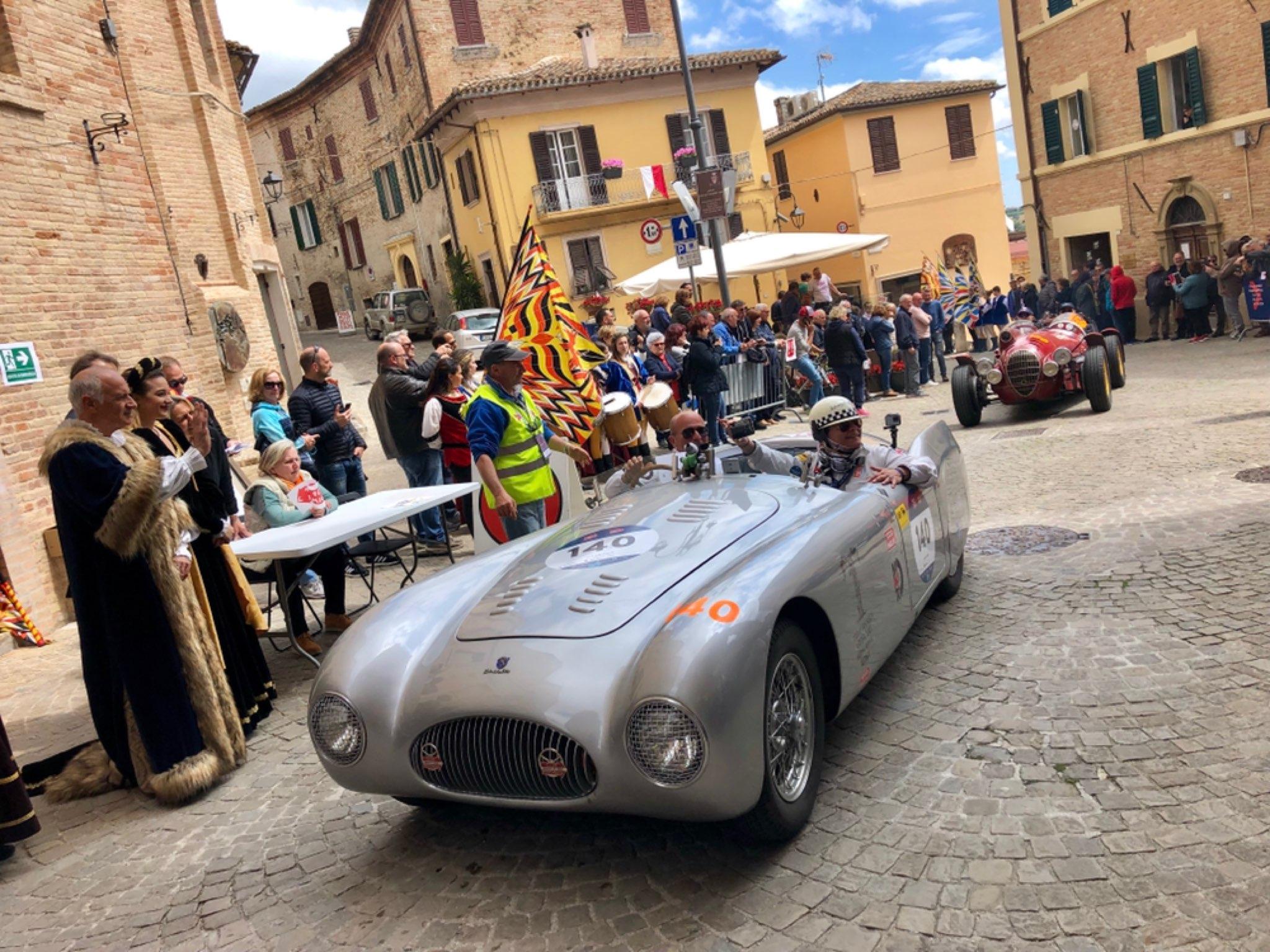2019 Mille Miglia BookAclassic