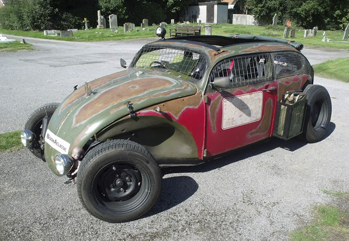 Volkswagen rat beetle to hire for events and weddings